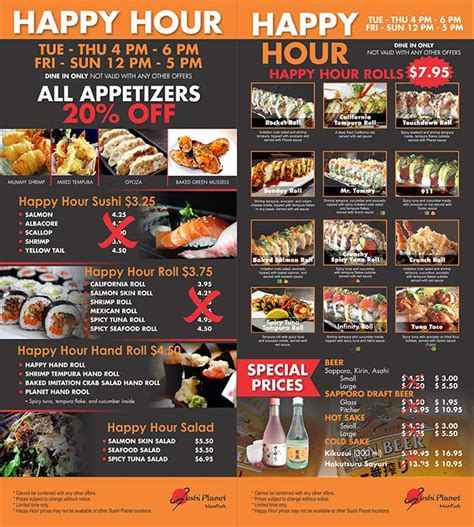 haircut deals moorpark sushi planet japanese cuisine home