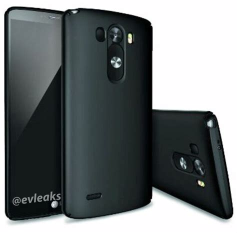 Mirror Two Tone Lg G3 lg g3 renders leak in white and black concept phones