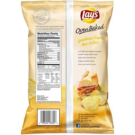 calories in a bag of chips style guru fashion glitz