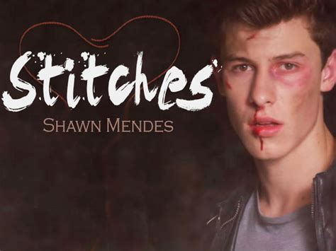 stitches shawn mendes stitches shawn mendes letter notation with