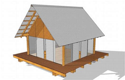 the p pod eco homes p pod prefabricated housing kit lets you go