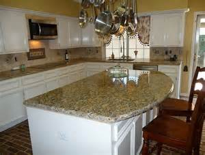 Kitchen Backsplash Ideas With Santa Cecilia Granite Santa Cecilia Light Granite To Create And Modern