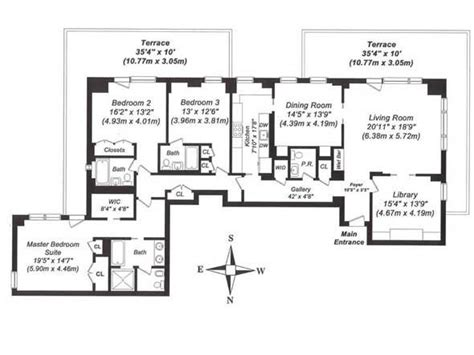 new york apartment floor plans 17 best images about house plans on pinterest dome house