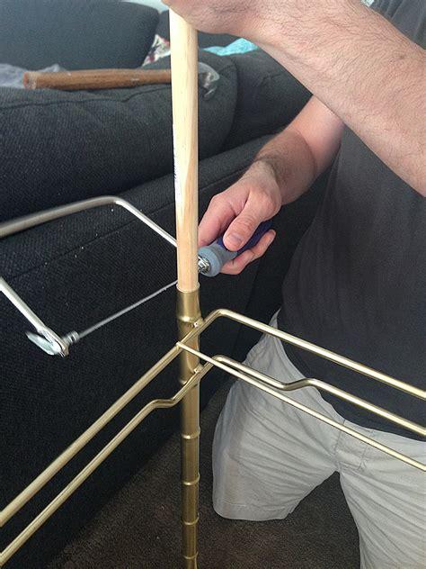 diy furniture wheel repair withheart