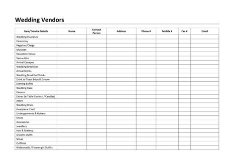 87 wedding budget planner spreadsheet wedding