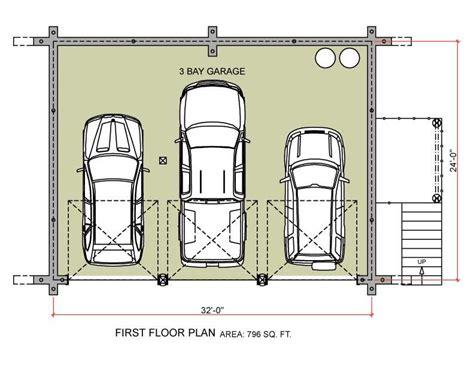 plans to build a garage exceptional building plans for garage 6 3 car garage