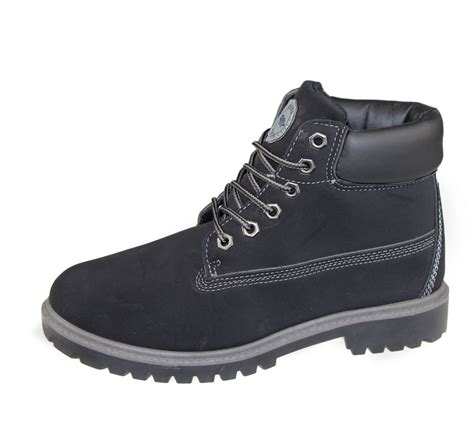 mens winter work boots mens lace up boots winter combat hiking work high top