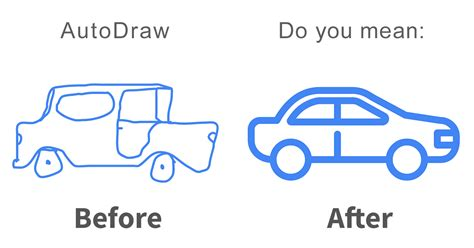 Google Auto Draw Google Autodraw Instantly Transforms Your Terrible