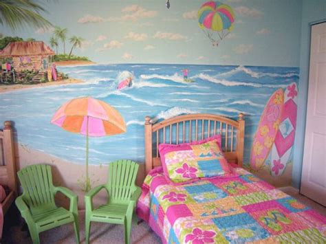 girls surf bedroom surfer girl bedroom this is the mural we want for chars