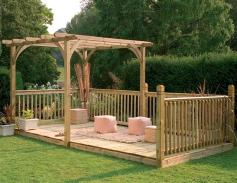 Patio Deck Kit by Wooden Garden Shed Kitset Wooden Decking Kits Uk