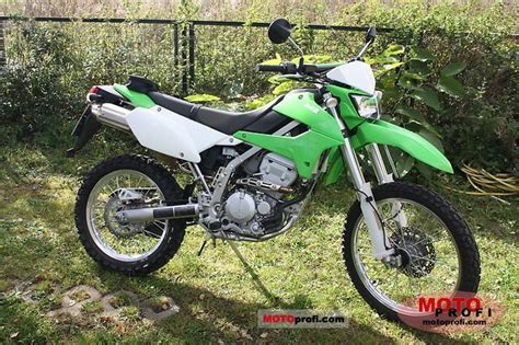 Motor Trail Kawasaki Klx 110l enduro motorcycles with pictures page 25