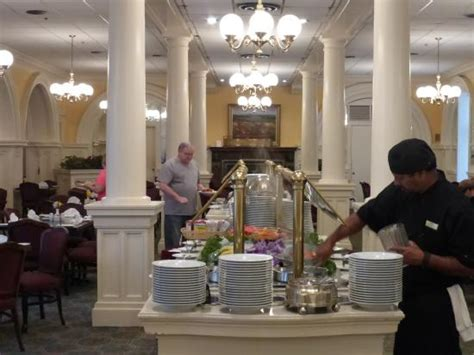 breakfast buffet picture of colonial room restaurant