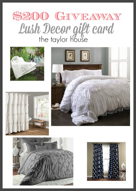 Home Sweepstakes And Giveaways - decor sweepstakes and giveaways 28 images room decor giveaway teamsonkids can1love