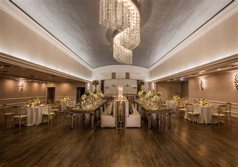 pegasus room historic dallas hotel unveils a dazzling wedding room colorful spot figures to become one of