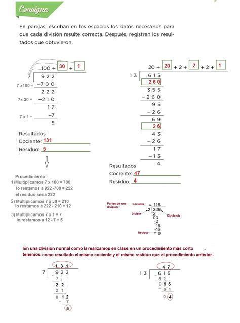 ayuda en tus tareas desafio 5 y6 ayuda para tu tareas de cuarto desaf 237 os matem 225 ticos bloque
