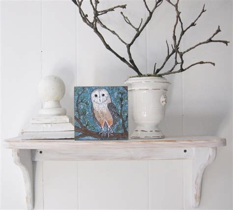 Decorative Instincts At Etsy by Owl Print Wall Giclee Wall Decor Gift For House