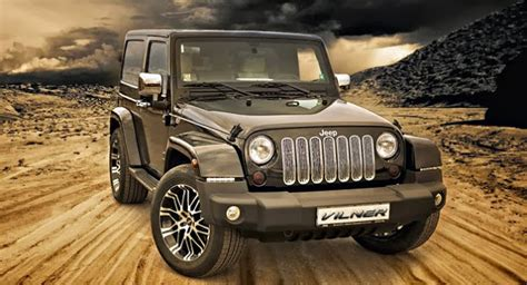 Vilner Jeep Luxury Modified Jeep Wrangler Road By Khan And Vilner