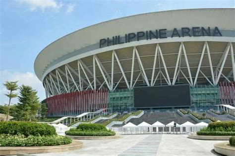 Philippine Arena Floor Plan by Attending To A Special Iglesia Ni Cristo Event