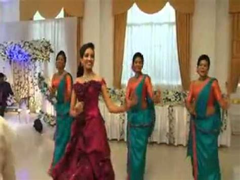 Surprise Wedding Dance Sri Lanka   YouTube