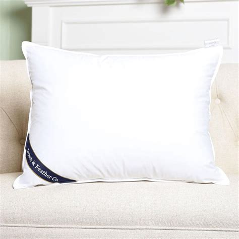 and feather pillow and feather pillows duvets and more