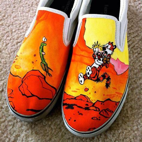 canvas shoes painted canvas shoes