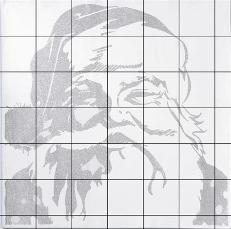 grid pattern canvas for pottery easy mr claus bower power