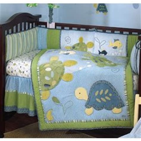Turtle Crib Bedding Set Turtle Reef 6 Baby Crib Bedding Set Findgift