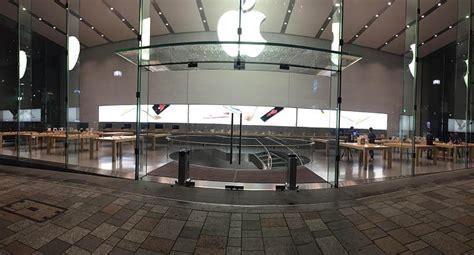 apple x japan apple store in tokyo begins setting up iphone 6s display