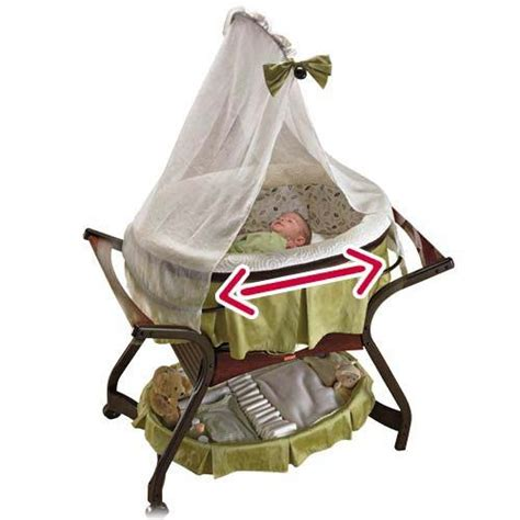 fisher price zen swing target baby bassinets the zen collection bassinet