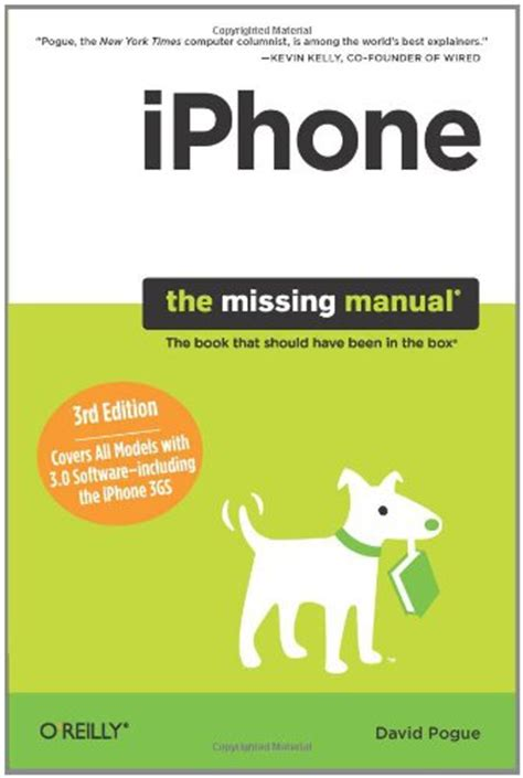 iphone the missing manual the book that should been in the box books iphone 3 manual iphone 3 activate iphone 4 without sim