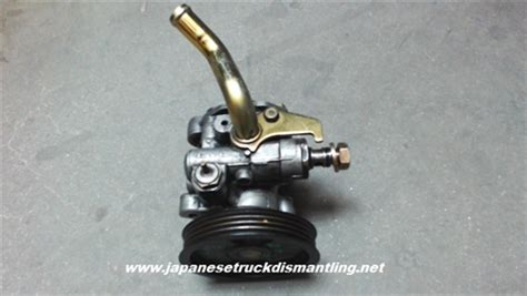 Mr 448255 Tie Rod Rack End Pajero Triton Original service manual electric power steering 1997 mitsubishi