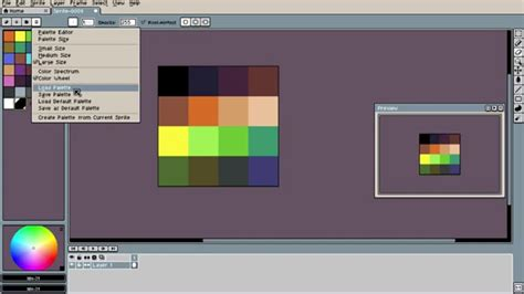 color tool how to use aseprite color tools