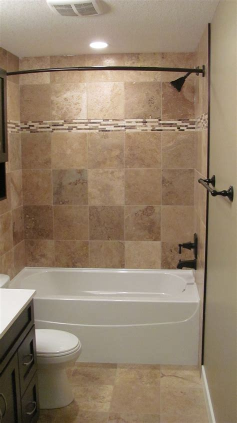 bathroom surround tile ideas bathroom looking brown tiled bath surround for small