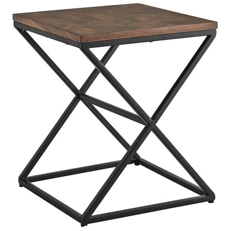 pier one end tables chevron end table pier 1 imports ideas for the house