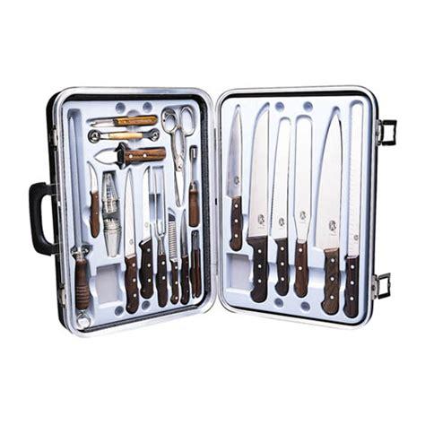 victorinox gourmet knife set 24 piece black fibrox 24 piece gourmet knife set w case forschner fibrox
