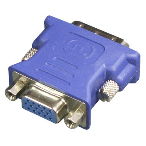 Adaptor Monitor digittrade shop dvi vga adapter for tft lcd monitor nvidia ati 4260111190892