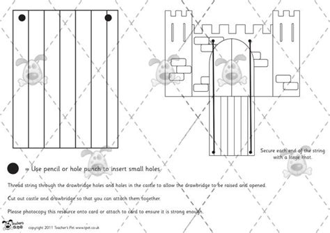 design an experiment ks2 teacher s pet castle design project drawbridge
