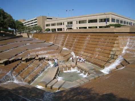 fort worth bryson picture book of fort worth water gardens