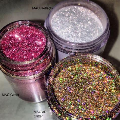 Mac Glitter which mac glitter pixiwoo