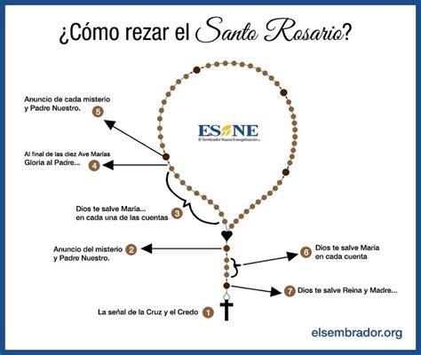 como se reza un rosario para la levantar la cruz 191 sabes c 243 mo rezar el santo rosario una gu 237 a para aprender