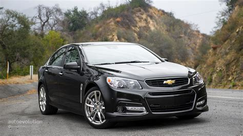 review chevrolet chevrolet ss review autoevolution