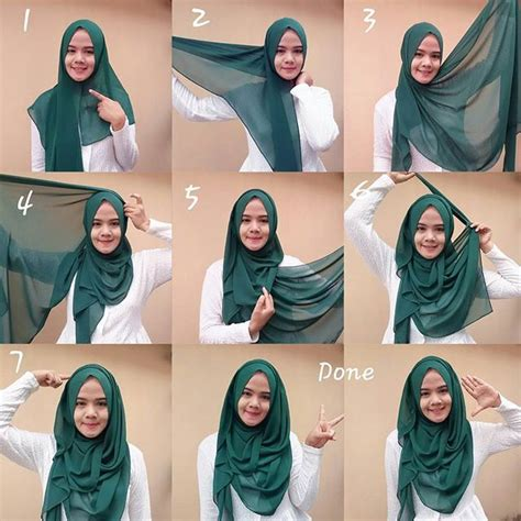tutorial hijab online 205 best hijab tutorials images on pinterest hijab
