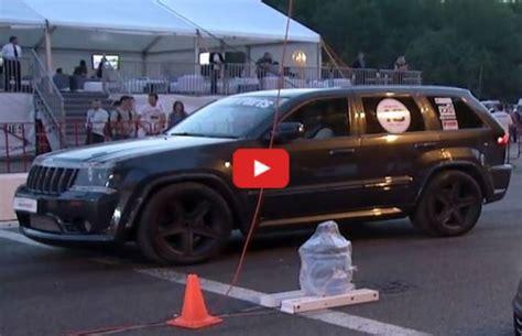 Fastest Jeep Fastest Jeep In The World Jeep Srt 8 Turbo 1350 Hp