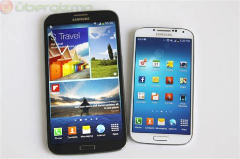 Samsung Galaxy Mega 58 Inch Second samsung galaxy mega 6 3 review ubergizmo