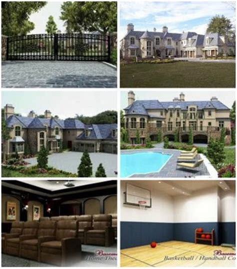 ja rule house september 2009 celebrity houses