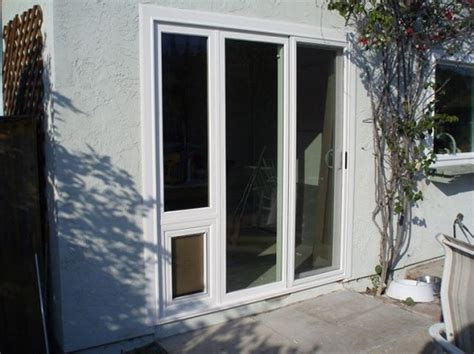Exterior Doors With Pet Doors Glass Door 20 Ways To Make To Make The Of Your Pets Easier And Safety Interior