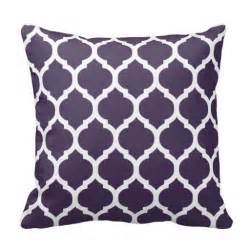 bedroom throw pillows purple and white moroccan lattice throw pillow purple bedroom ideas