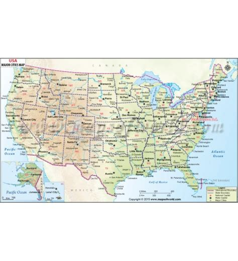 printable united states map with latitude and longitude printable us map with latitude and longitude and cities