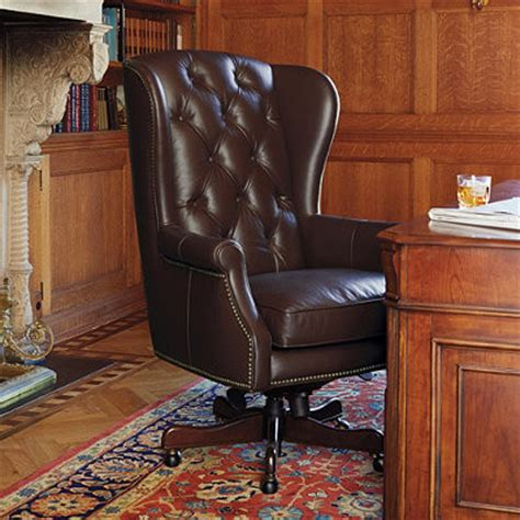 newbury executive office chair traditional office