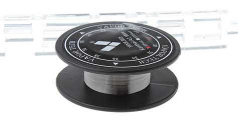 Vaportech Kanthal A1 Wire 10m 2 40 authentic vapor tech kanthal a1 heating wire for rba atomizers 30 28 awg 0 32mm